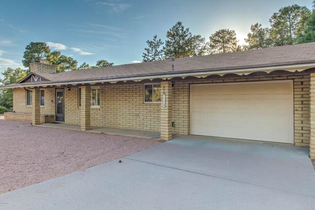 714 N Manzanita Drive, Payson, AZ 85541 (MLS #5989036) :: Riddle Realty Group - Keller Williams Arizona Realty