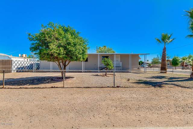 337 S 96TH Place, Mesa, AZ 85208 (MLS #5989078) :: The Property Partners at eXp Realty
