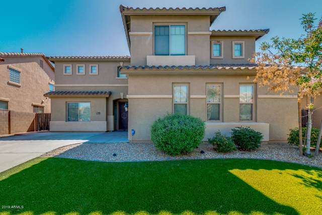 16549 W Hadley Street, Goodyear, AZ 85338 (MLS #5989081) :: Brett Tanner Home Selling Team