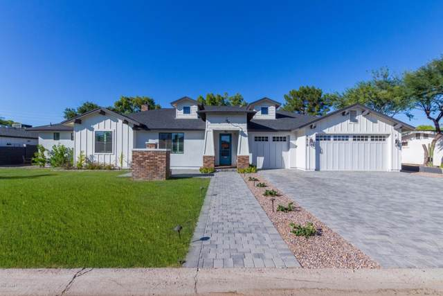 3618 E Meadowbrook Avenue, Phoenix, AZ 85018 (MLS #5989131) :: Revelation Real Estate