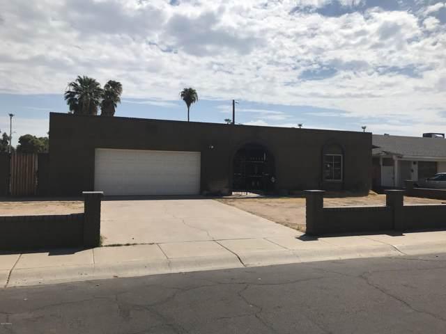 5213 N 39TH Drive, Phoenix, AZ 85019 (MLS #5989137) :: The Laughton Team