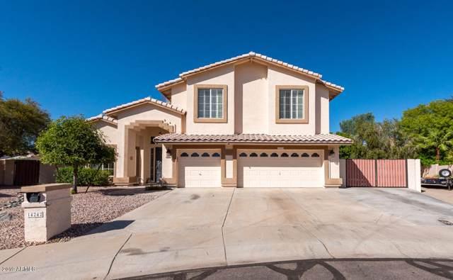 14242 N 69TH Place, Scottsdale, AZ 85254 (MLS #5989152) :: The Kenny Klaus Team