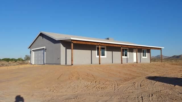 4968 N Flores Lane, Casa Grande, AZ 85194 (MLS #5989173) :: The W Group