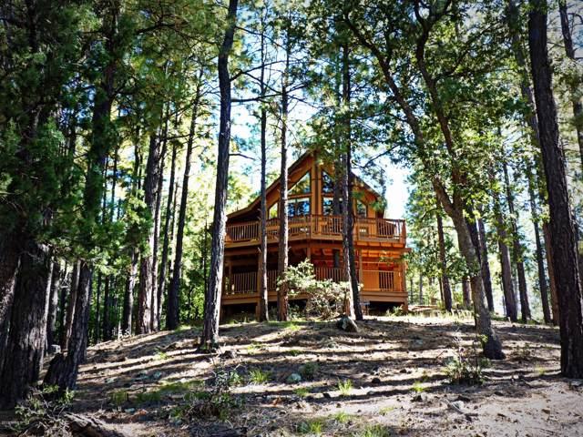 2450 E Preddy Lane, Prescott, AZ 86303 (MLS #5989219) :: Devor Real Estate Associates