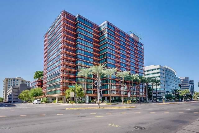 4808 N 24TH Street #906, Phoenix, AZ 85016 (MLS #5989221) :: Devor Real Estate Associates