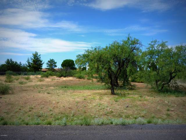 20091 E Pinto Drive, Mayer, AZ 86333 (MLS #5989222) :: Devor Real Estate Associates