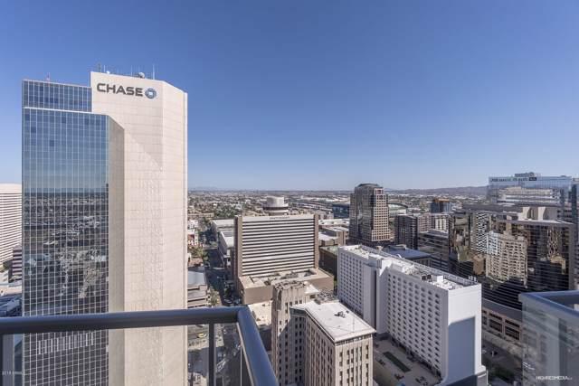 44 W Monroe Street #3203, Phoenix, AZ 85003 (MLS #5989235) :: Devor Real Estate Associates