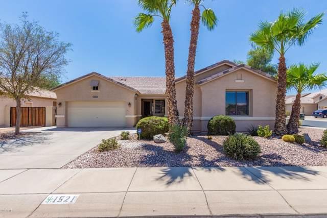 1521 E Irene Drive, Casa Grande, AZ 85122 (MLS #5989263) :: The Kenny Klaus Team