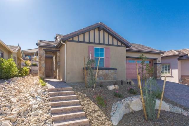 1263 Pebble Springs, Prescott, AZ 86301 (MLS #5989265) :: The W Group