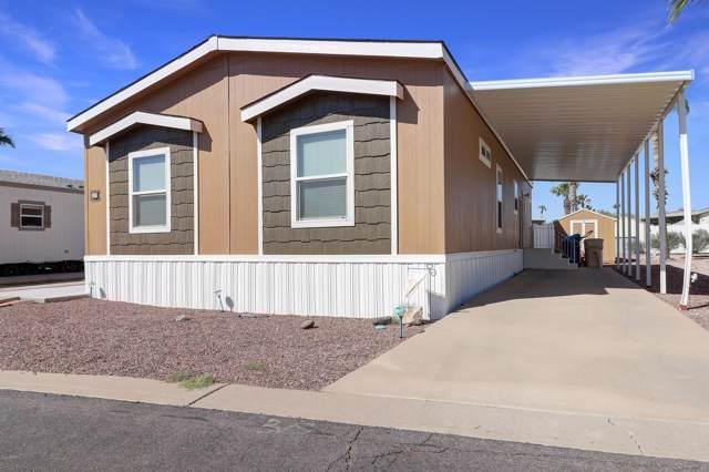 2000 S Apache Road #37, Buckeye, AZ 85326 (MLS #5989299) :: The Property Partners at eXp Realty