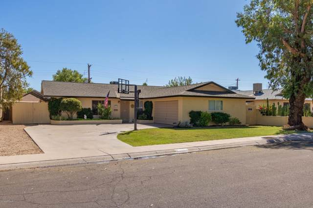 8643 E Sage Drive, Scottsdale, AZ 85250 (MLS #5989321) :: Keller Williams Realty Phoenix