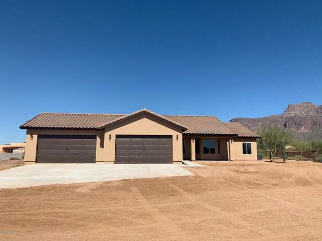 5406 E 12TH Avenue, Apache Junction, AZ 85119 (MLS #5989353) :: Devor Real Estate Associates