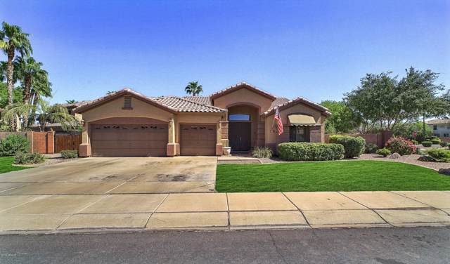 981 S Rutherford Court, Gilbert, AZ 85296 (MLS #5989372) :: Revelation Real Estate