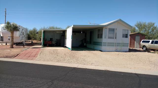 30680 S Burnt Sage Road, Congress, AZ 85332 (MLS #5989396) :: The W Group