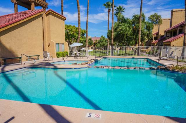 4901 S Calle Los Cerros Drive #179, Tempe, AZ 85282 (MLS #5989398) :: Cindy & Co at My Home Group