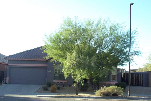 31924 N 23RD Avenue, Phoenix, AZ 85085 (MLS #5989423) :: The W Group