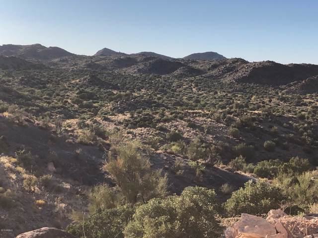 Lot 4 & 5 Cedar Basin, Kingman, AZ 86401 (MLS #5989491) :: Brett Tanner Home Selling Team