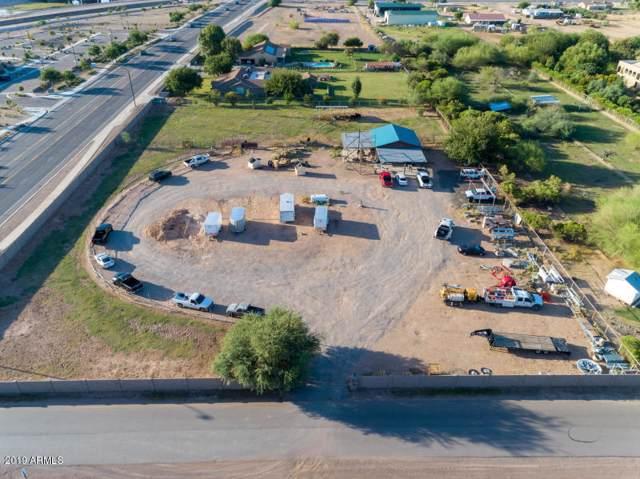 15953 E Lonesome Lane, Gilbert, AZ 85298 (MLS #5989502) :: Devor Real Estate Associates