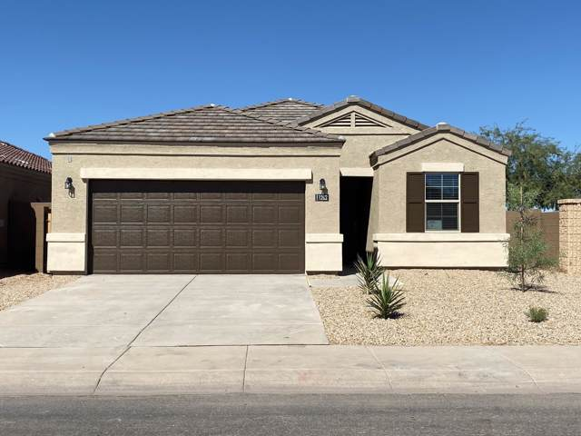 1262 E Paul Drive, Casa Grande, AZ 85122 (MLS #5989517) :: Occasio Realty