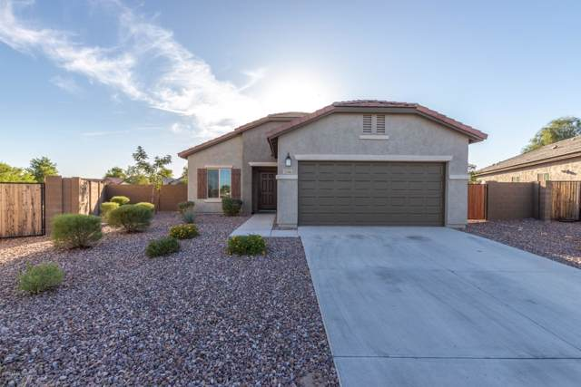 2346 N Petersburg Drive, Florence, AZ 85132 (MLS #5989609) :: Riddle Realty Group - Keller Williams Arizona Realty