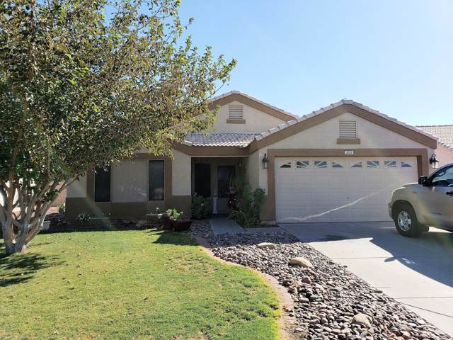 2015 S Weaver Drive, Apache Junction, AZ 85120 (MLS #5989616) :: The Bill and Cindy Flowers Team