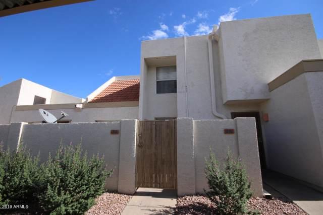 1342 W Emerald Avenue #313, Mesa, AZ 85202 (MLS #5989664) :: Riddle Realty Group - Keller Williams Arizona Realty