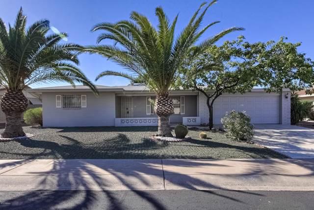 6537 E Ellis Street, Mesa, AZ 85205 (MLS #5989693) :: The Laughton Team
