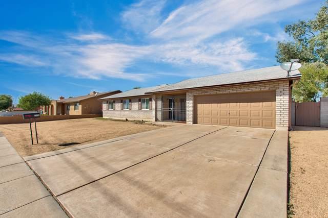 3116 W Greenway Road, Phoenix, AZ 85053 (MLS #5989778) :: The Kenny Klaus Team