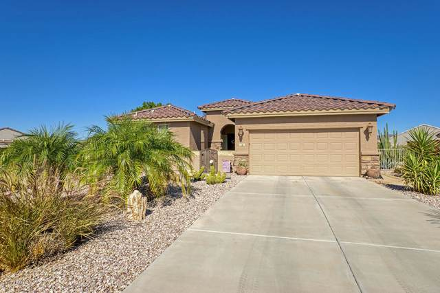 630 S 225TH Court, Buckeye, AZ 85326 (MLS #5989785) :: The Property Partners at eXp Realty