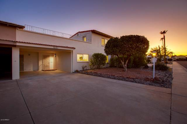 7651 E Hazelwood Street, Scottsdale, AZ 85251 (MLS #5989795) :: My Home Group