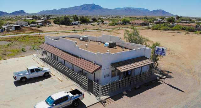 50903 W Us Highway 60 Highway, Aguila, AZ 85320 (MLS #5989797) :: The W Group