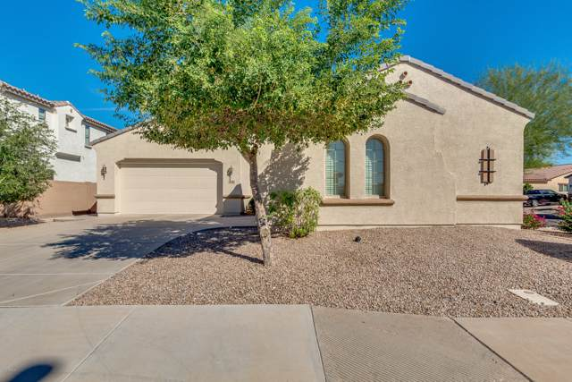 3935 S Kimberlee Way, Chandler, AZ 85286 (MLS #5989820) :: Revelation Real Estate