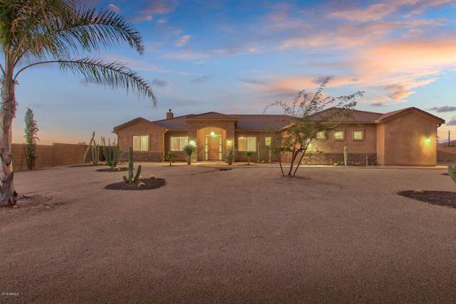 812 W Desert Ranch Road, Phoenix, AZ 85086 (MLS #5989829) :: Conway Real Estate