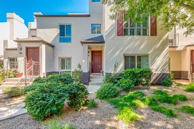 100 E Fillmore Street #211, Phoenix, AZ 85004 (MLS #5989877) :: Keller Williams Realty Phoenix