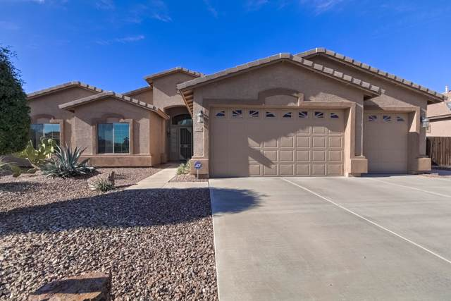 43376 W Desert Fairways Drive, Maricopa, AZ 85138 (MLS #5989878) :: The Daniel Montez Real Estate Group