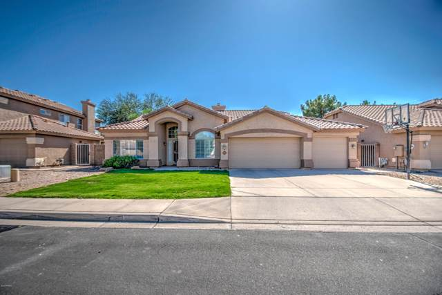 761 W San Pedro Street, Gilbert, AZ 85233 (MLS #5989886) :: Riddle Realty Group - Keller Williams Arizona Realty