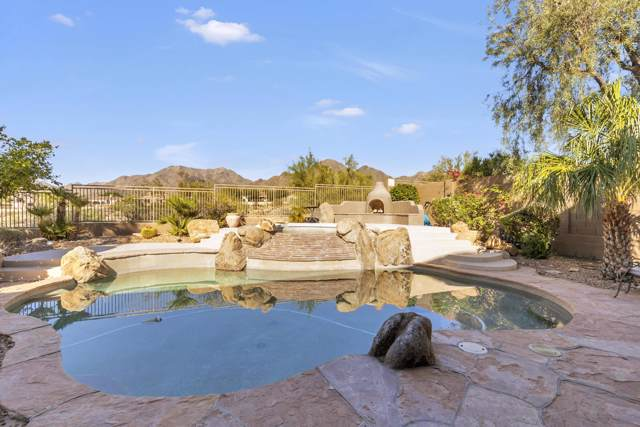 11058 E Raintree Drive, Scottsdale, AZ 85255 (MLS #5989912) :: The W Group