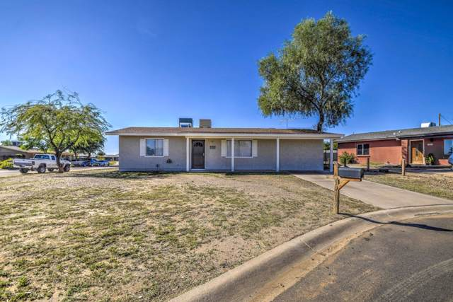 10102 E Butte Street, Mesa, AZ 85207 (MLS #5989932) :: The Property Partners at eXp Realty