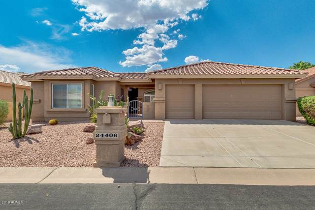 24406 S Starcrest Drive, Sun Lakes, AZ 85248 (MLS #5989954) :: Cindy & Co at My Home Group