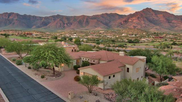 4333 S Avenida De Angeles, Gold Canyon, AZ 85118 (MLS #5990014) :: The W Group