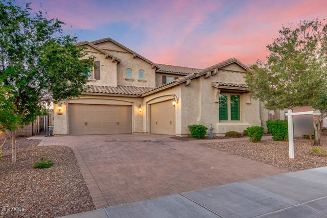 3676 E Alfalfa Drive, Gilbert, AZ 85298 (MLS #5990016) :: Openshaw Real Estate Group in partnership with The Jesse Herfel Real Estate Group