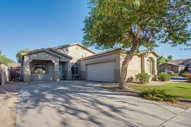 22437 S 213TH Street, Queen Creek, AZ 85142 (MLS #5990041) :: Revelation Real Estate