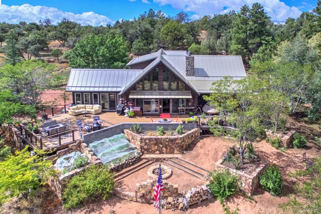 10379 W Fossil Creek Road, Strawberry, AZ 85544 (MLS #5990091) :: The Property Partners at eXp Realty