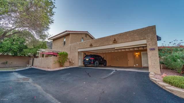 10416 N 7TH Place #3, Phoenix, AZ 85020 (MLS #5990097) :: The W Group