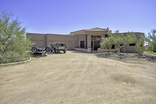 34123 N 140TH Place, Scottsdale, AZ 85262 (MLS #5990146) :: The Ramsey Team