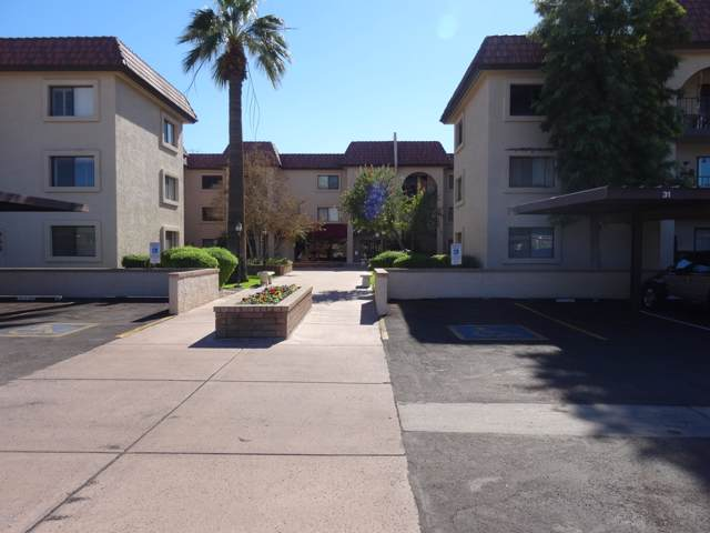 3033 E Devonshire Avenue #3037, Phoenix, AZ 85016 (MLS #5990147) :: Openshaw Real Estate Group in partnership with The Jesse Herfel Real Estate Group