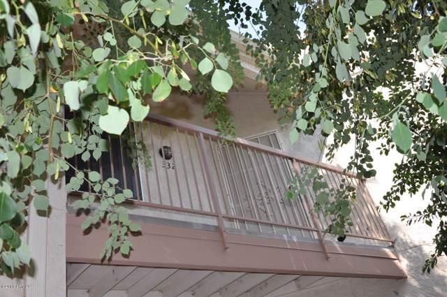 7101 W Beardsley Road #332, Glendale, AZ 85308 (MLS #5990171) :: Nate Martinez Team