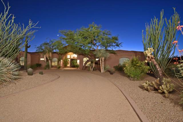 9112 E Foothills Drive, Scottsdale, AZ 85255 (MLS #5990187) :: Revelation Real Estate