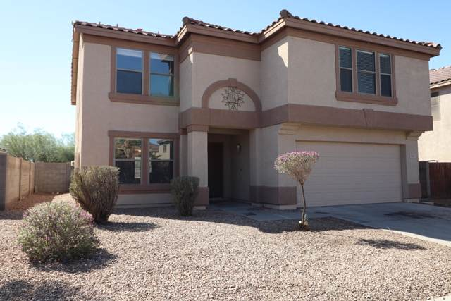 583 W Racine Loop, Casa Grande, AZ 85122 (MLS #5990201) :: The Kenny Klaus Team