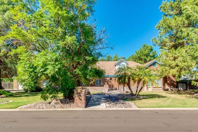 2306 N Hall Circle, Mesa, AZ 85203 (MLS #5990216) :: The Kenny Klaus Team